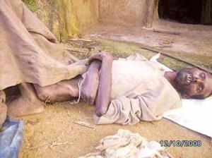 Chhedan Paharia a victim of starvation