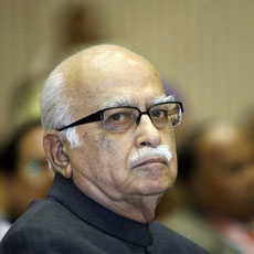 BJP's Boss L.K. Advani
