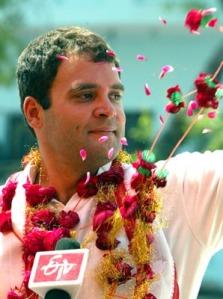 Youth icon Rahul Gandhi