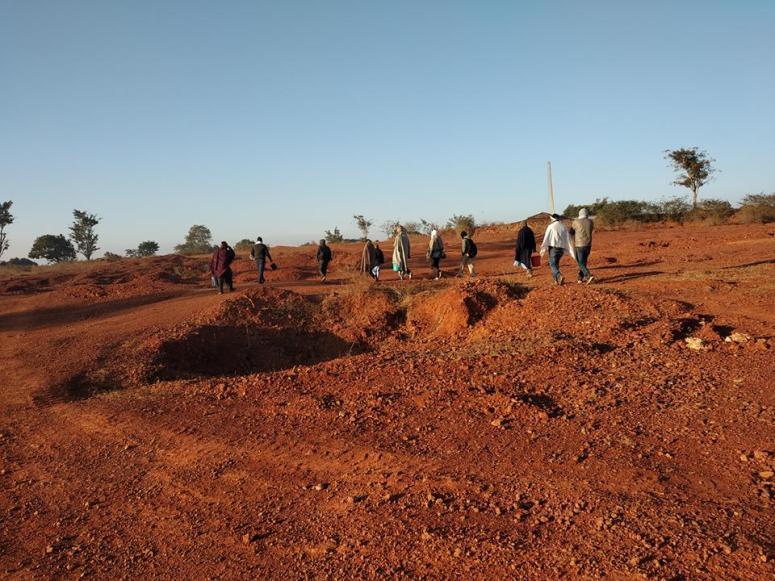mining in chaurapat